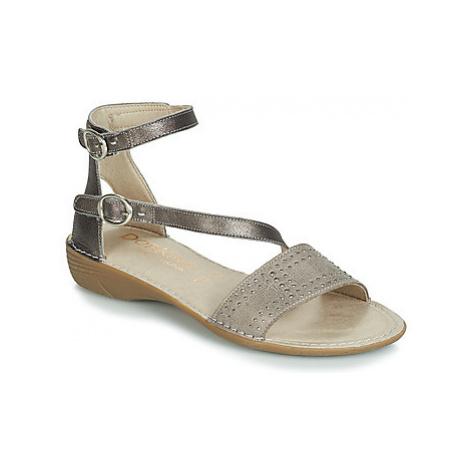 Dorking 7863 women's Sandals in Grey