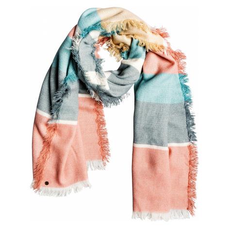 scarf Roxy Look Inward - WBK3/Snow White Retro Vertical - women´s