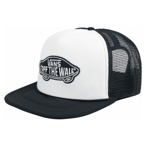 Vans - Classic Patch - Trucker cap - white-black