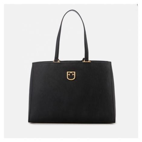 Furla Women's Belvedere Medium Tote Bag - Black