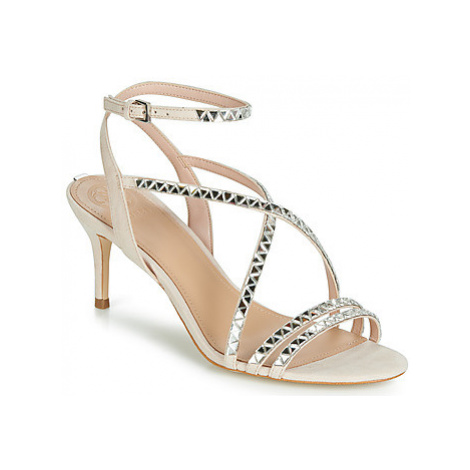Guess NYLAN women's Sandals in Beige