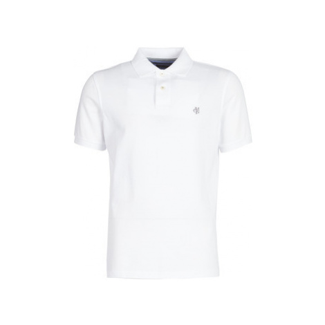 Marc O'Polo CARACOLIPE men's Polo shirt in White