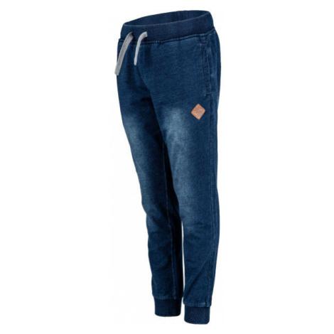 Lewro NERO dark blue - Kid's sweatpants