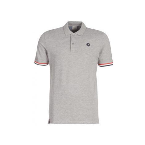 Jack Jones JORSTAN men's Polo shirt in Grey Jack & Jones