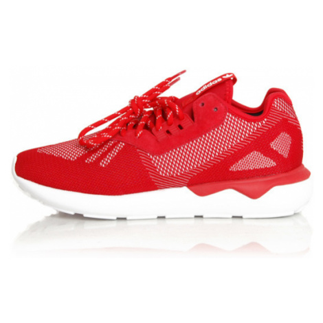 Adidas Tubular Runner Red White B25597
