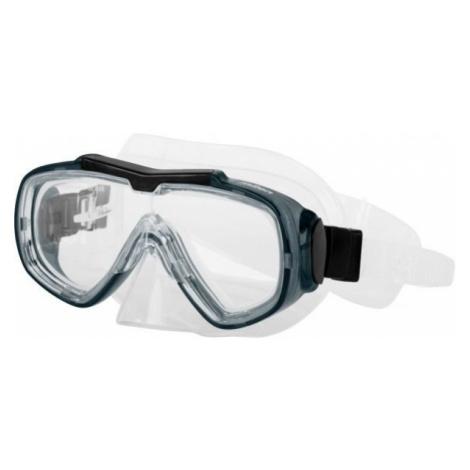 Miton OCEANUS gray - Diving mask