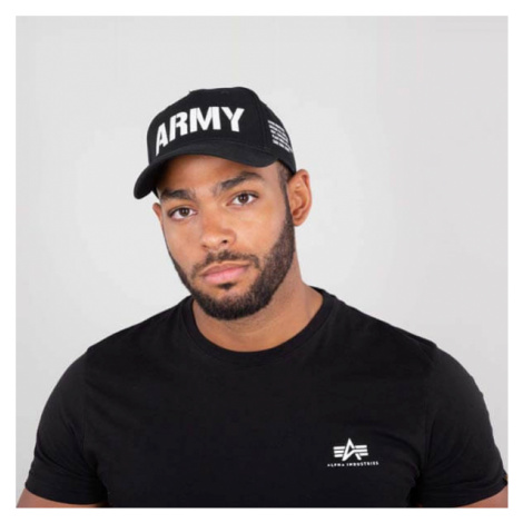 Alpha Industries Army Cap Black