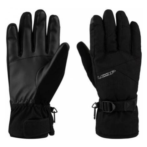 Loap RONNY black - Men's gloves