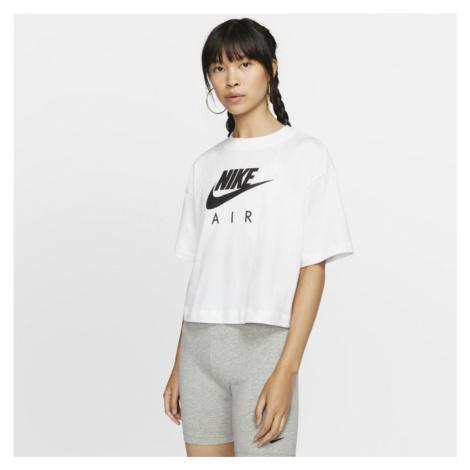 Nike Air Women's Short-Sleeve Top - White