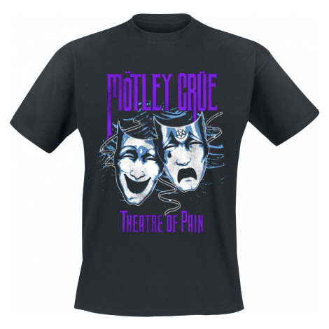 Mötley Crüe - Theatre Of Pain - T-Shirt - black