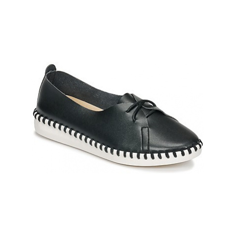 Les Petites Bombes DEMY women's Casual Shoes in Black