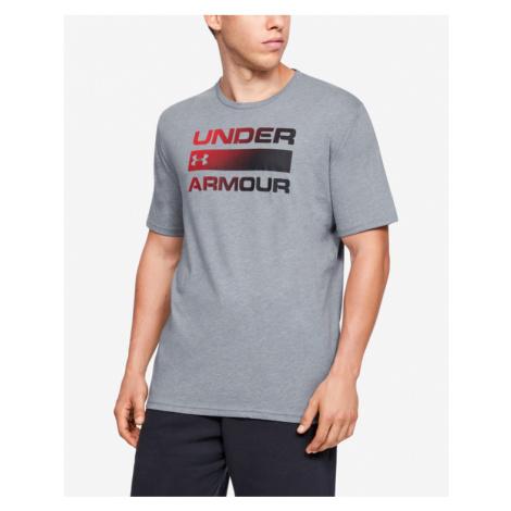 Under Armour Team Issue Wordmark T-shirt Grey