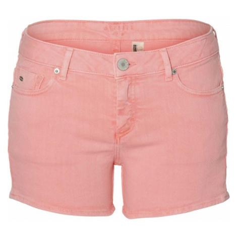 O'Neill LW ESSENTIALS 5 PKT SHORTS pink - Women's shorts