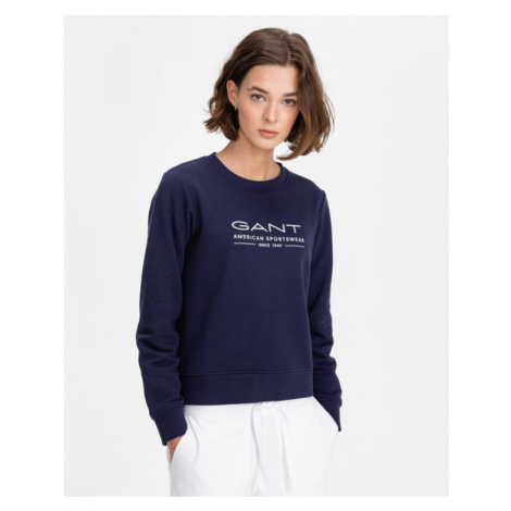 Gant MD. Summer Sweatshirt Blue