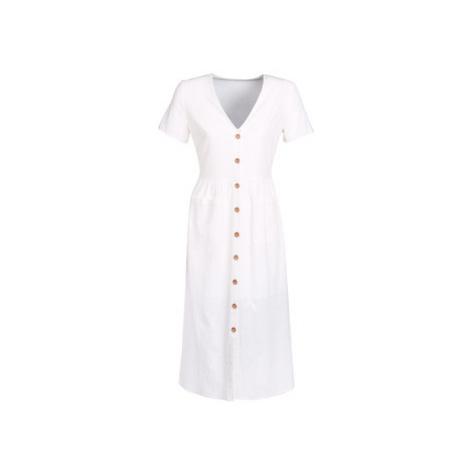 Betty London KIGAGE women's Long Dress in White