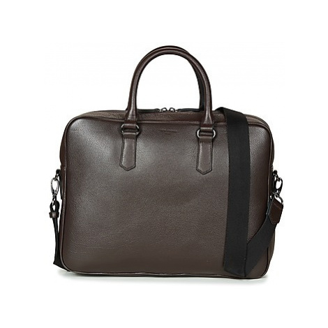 Hexagona ENCORE men's Briefcase in Brown