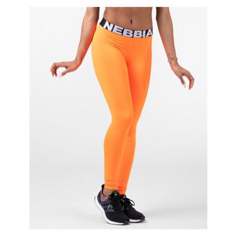 Nebbia Squad Hero Scrunch Butt 528 Leggings Orange