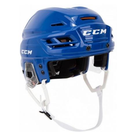 CCM TACKS 710 SR blue - Hockey helmet