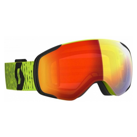 Scott VAPOR light green - Ski goggles