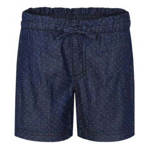 Loap NOBELA dark blue - Children's shorts