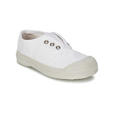 Bensimon TENNIS ELLY girls's Children's Shoes (Trainers) in White