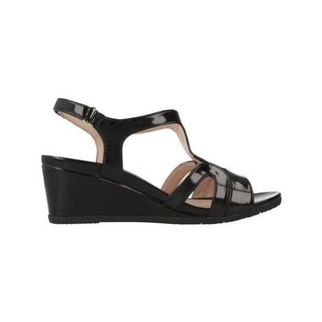 Stonefly SWEET III women's Sandals in Black