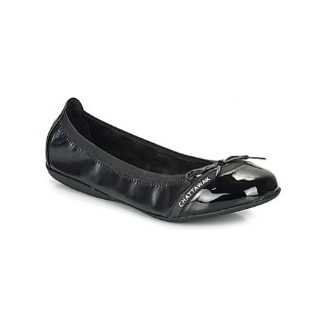 Chattawak CAPRICE women's Shoes (Pumps / Ballerinas) in Black