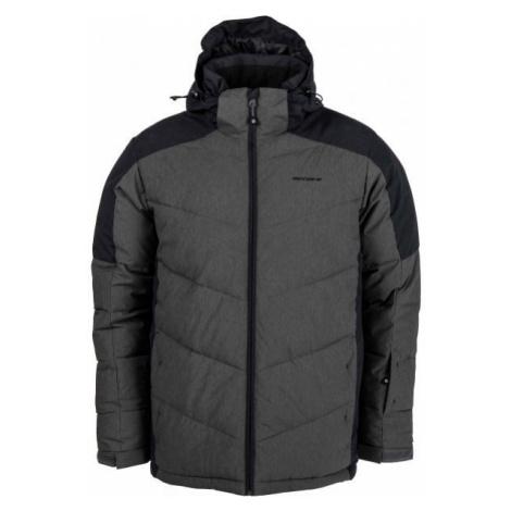 Arcore JOSHUA dark gray - Men's ski jacket