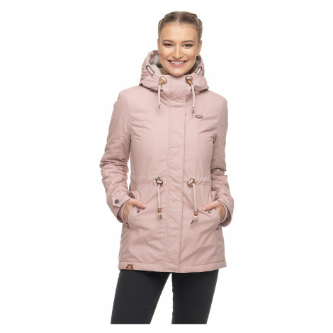 jacket Ragwear Monadis - 4053/Old Pink - women´s