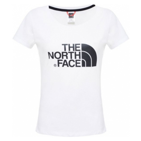 The North Face S/S EASY TEE white - Women's T-shirt