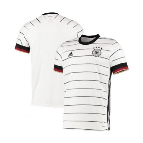 Germany Home Shirt 2019-21 Adidas