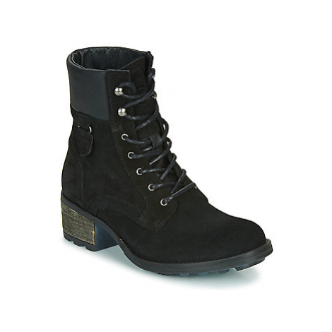 PLDM by Palladium CABARETT women's Low Ankle Boots in Black