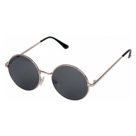 Urban Classics 107 Sunglasses Sunglasses gold coloured