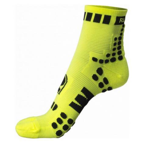 Runto RT-DOTS yellow - Sports socks