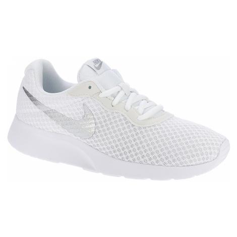 shoes Nike Tanjun - White/Metallic Silver