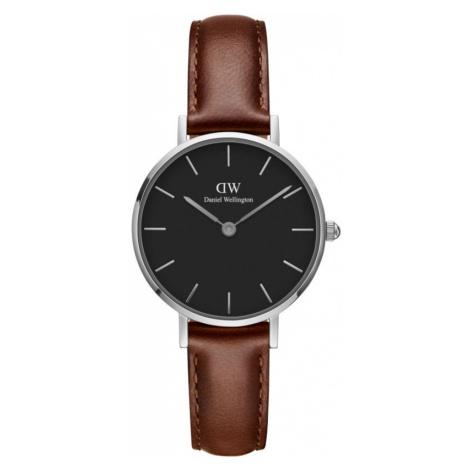 Ladies Daniel Wellington Classic Petite 28 St Mawes Black Watch