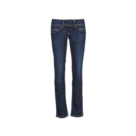 Pepe jeans VENUS women's Jeans in Blue
