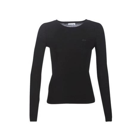 Lacoste AF8728 women's Sweater in Black