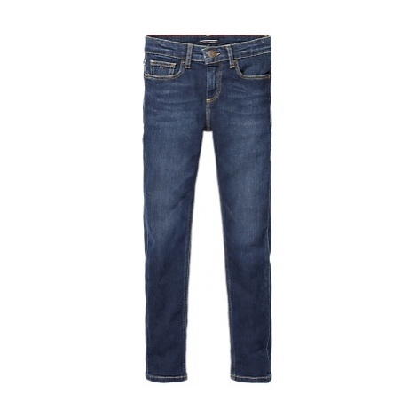 Tommy Hilfiger Boys' Scanton Slim Fit Jeans, Blue