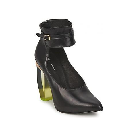 Miista CRISTAL women's Court Shoes in Black