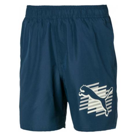 Puma ESS+ SUMMER SHORTS CAT B dark blue - Shorts