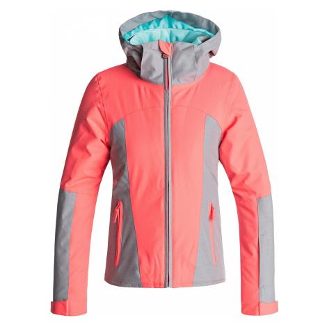 jacket Roxy Sassy - NKN0/Neon Grapefruit