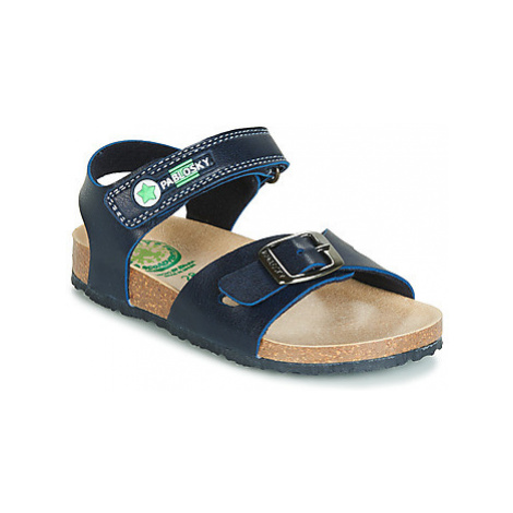 Pablosky 589820 boys's Children's Sandals in Blue