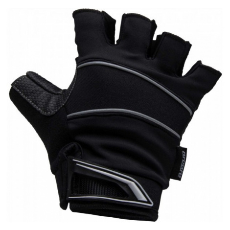 Arcore AROO black - Summer cycling gloves