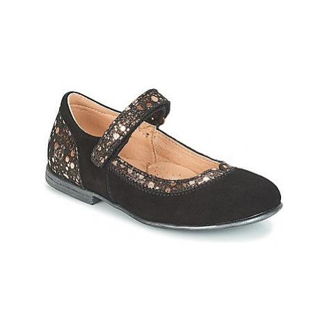 Citrouille et Compagnie JEKKA girls's Children's Shoes (Pumps / Ballerinas) in Black