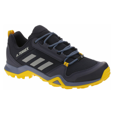 shoes adidas Performance Terrex AX3 - Legend Ink/Gray Three/Active Gold - men´s