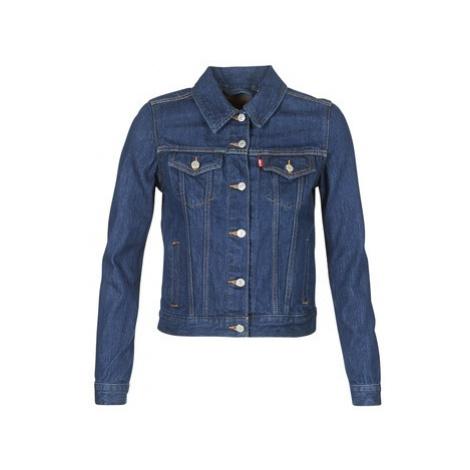 Levis ORIGINAL TRUCKER women's Denim jacket in Blue Levi´s