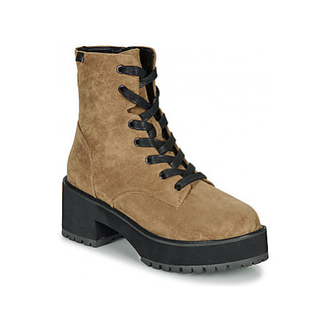 Coolway SINAR women's Low Ankle Boots in Brown