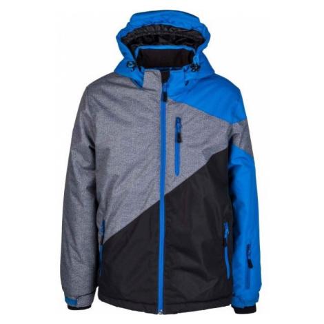 Lewro NEVIL blue - Kids' winter jacket