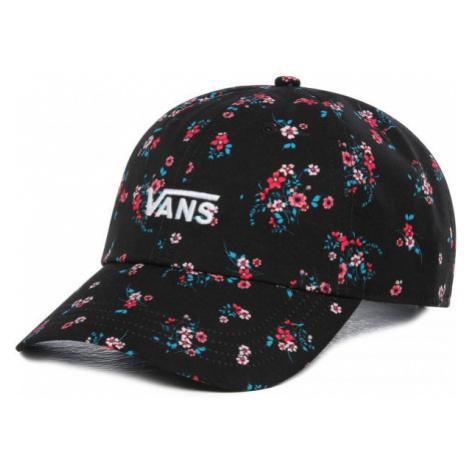 Vans WM COURT SIDE PRINTED HAT BEAUTY FLORAL - Women's baseball cap
